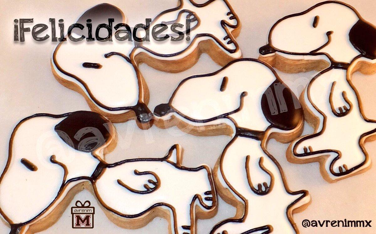 Avrenim On Twitter Feliz Cumpleaños Alexander Snoopy