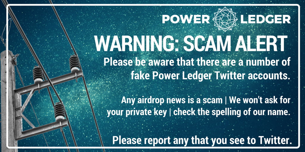 power ledger scam