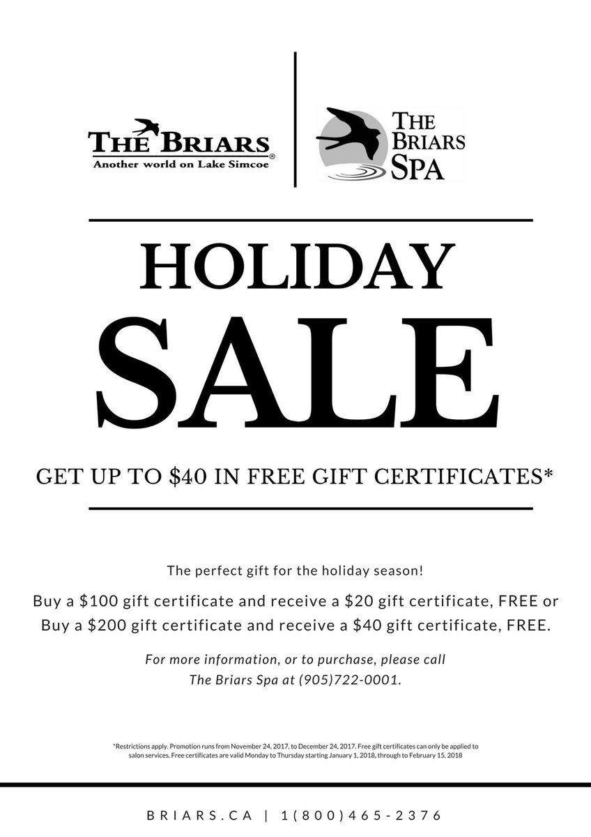 The Briars Resort Spa On Twitter There Are Only Two Days Left