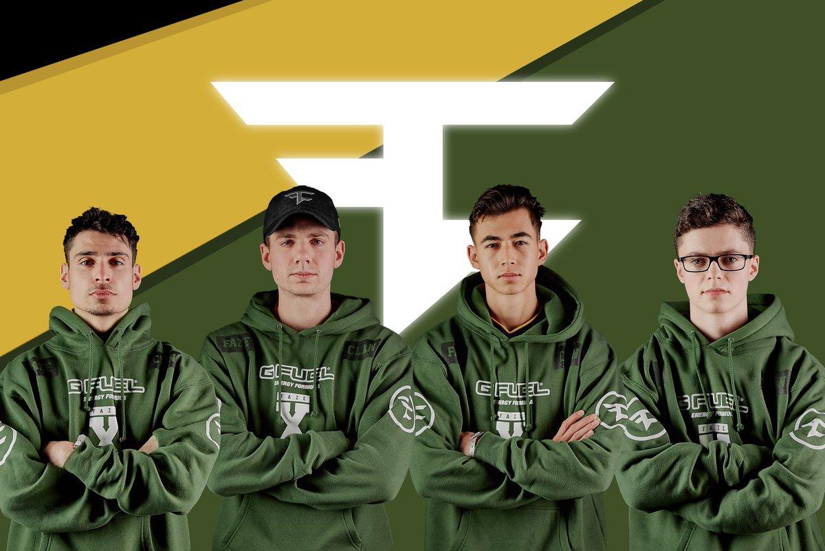faze clan on twitter army cod team kit https t co 6gfk7y93cx