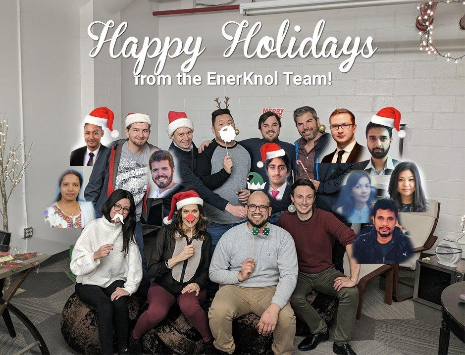 test Twitter Media - Happy Holidays from the @EnerKnol team! https://t.co/gpbFRvsgP8