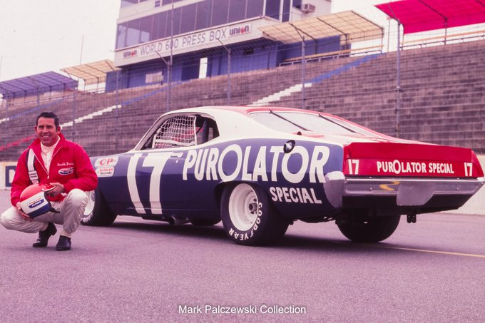 Happy 83rd Birthday to one of my heroes growing up, David Pearson.