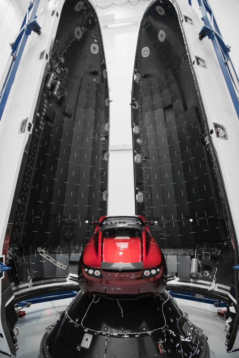 A Red Car for the Red Planet https://t.co/PakS3rvp5C
