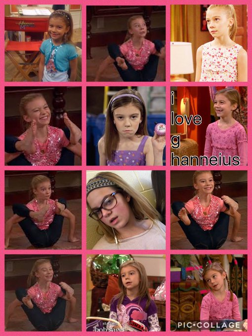 Happy birthday to my queen g hannelius