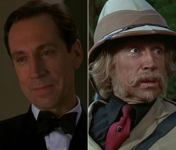 """Hector Navarro on Twitter: """"Jonathan Hyde played Van Pelt, the big game hunter, AND Samuel Parrish, Robin Williams' character's father, in Jumanji and that is awesome.… https://t.co/pD0u2n35Pe"""""""
