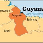 Co-operative Republic of Guyana, Northern mainland of South America
