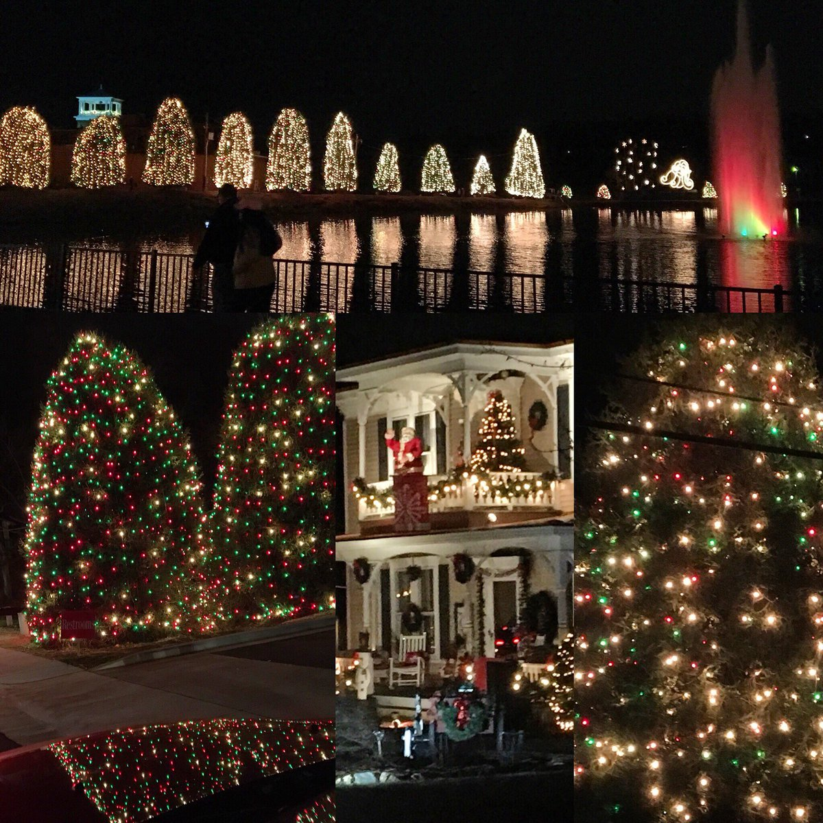 ryan mcgee on twitter mcadenville nc aka christmas town usa been coming here since i was a kid always amazing