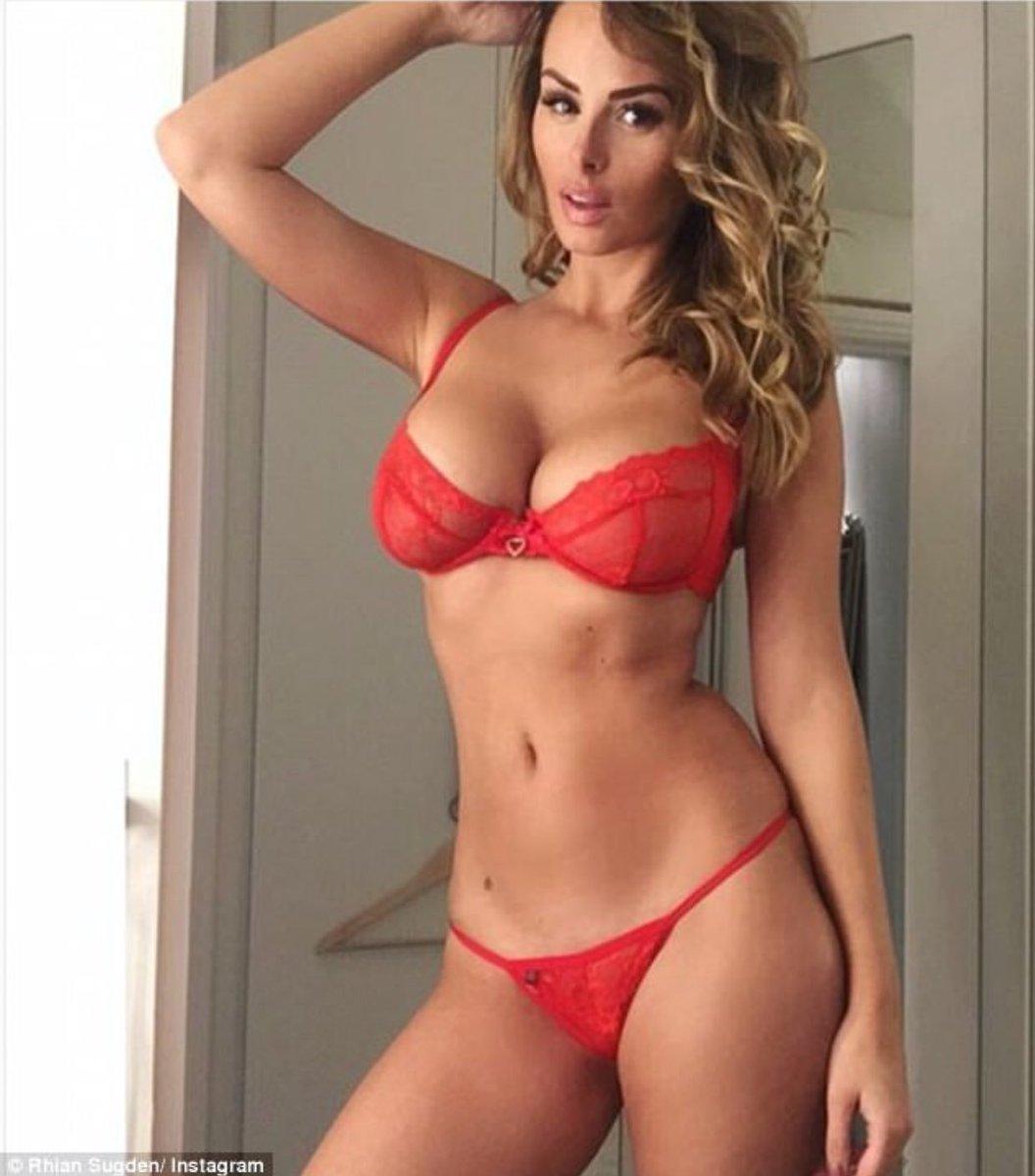 Twitter Rhian Sugden nude photos 2019