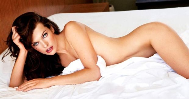 Celebrate Milla Jovovich\s Birthday With Her Hottest Maxim Throwback Photos - Supermodel.