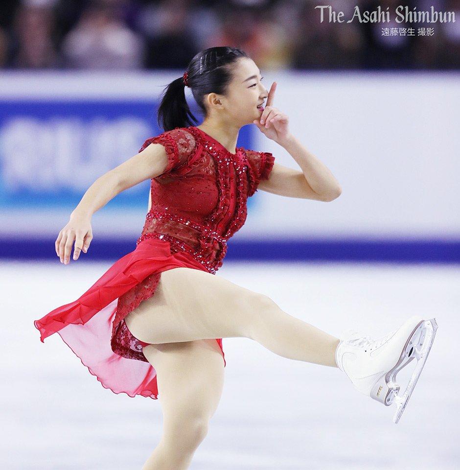 フィギュアスケート速報