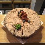 こんなクリスマスケーキあり?ドラゴンボールのヤムチャがやられるシーンを再現!