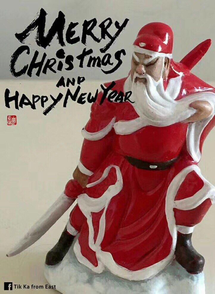 有人说,不过圣诞节已经很多年了,但今年一定要过!  圣诞快乐!🎄🎅🎁