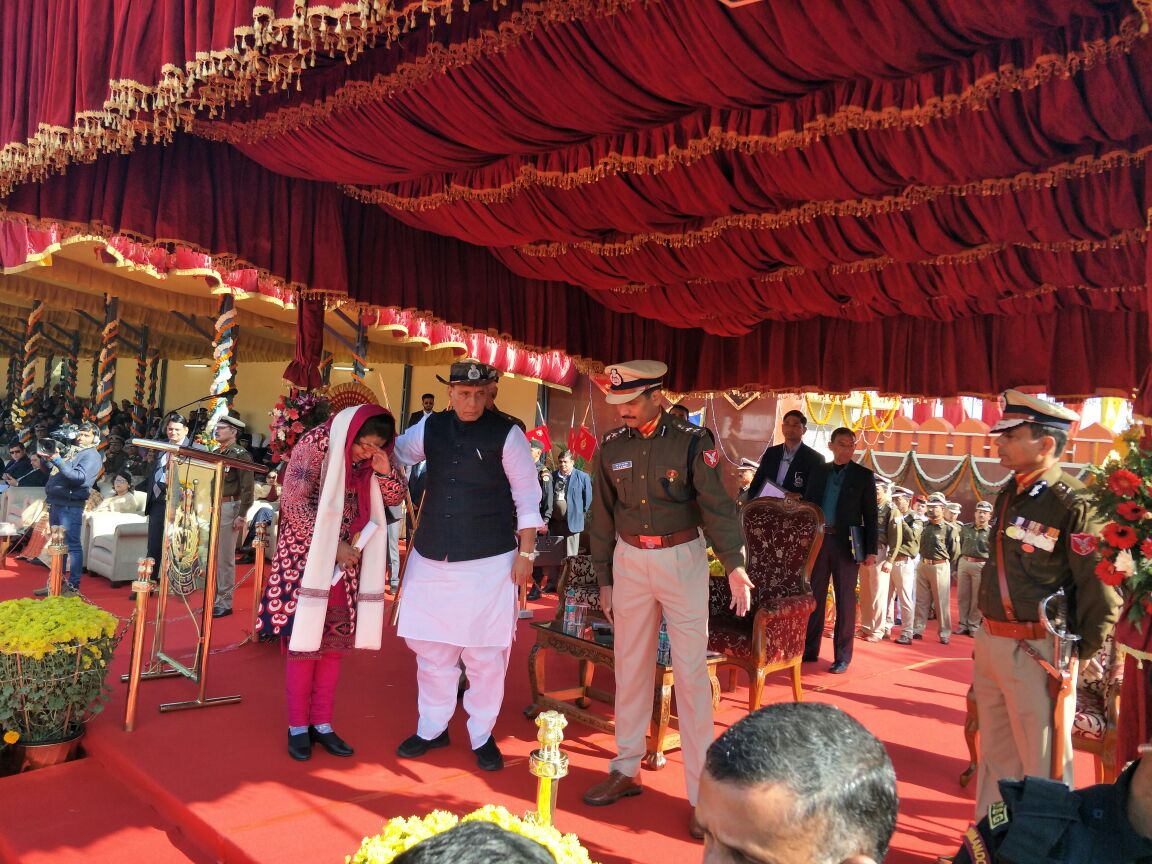 Rajnath Singh to states: Ensure law and order during festivals