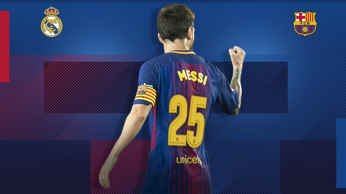 Chấm điểm trận Real Madrid 0-3 Barcelona
