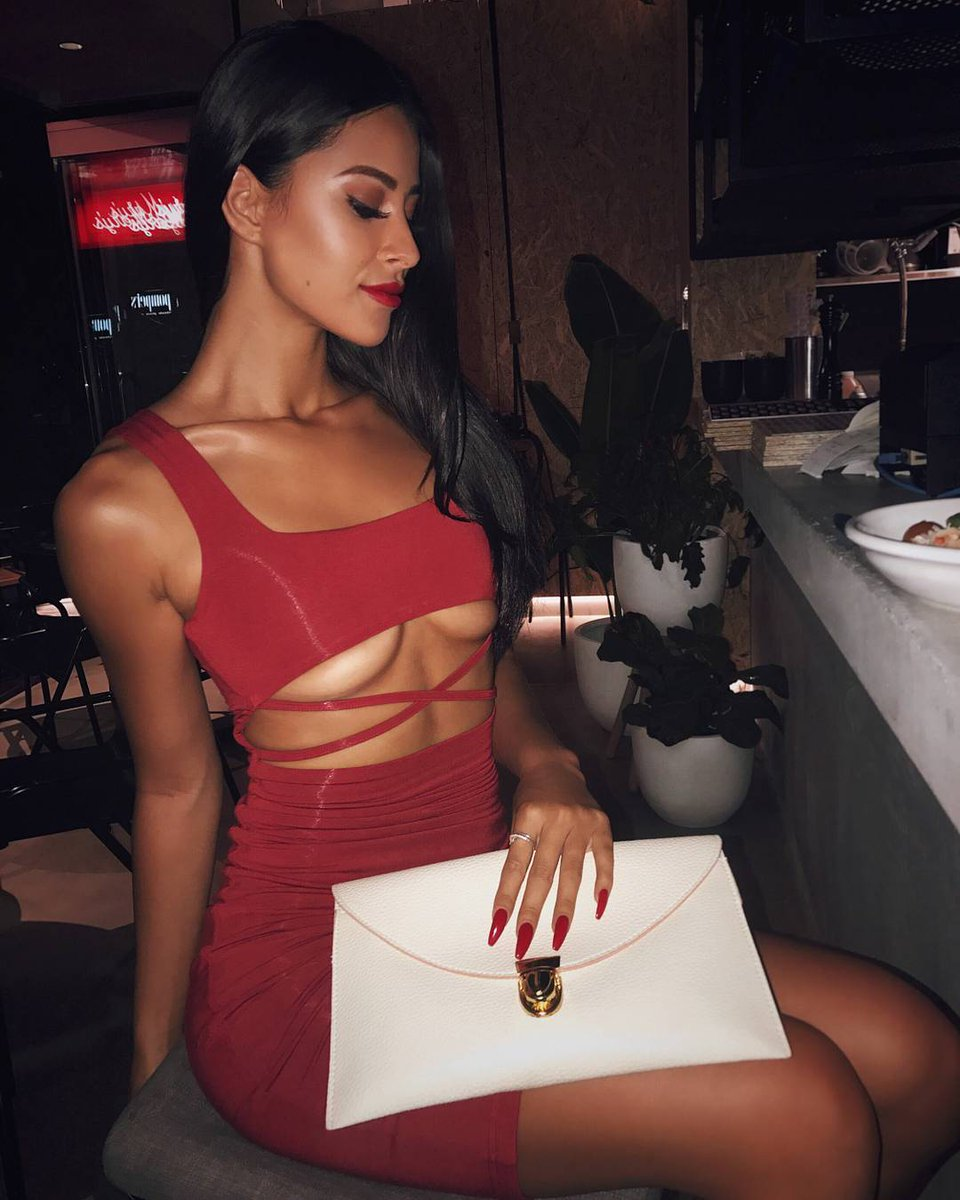 Red Dress Under Control