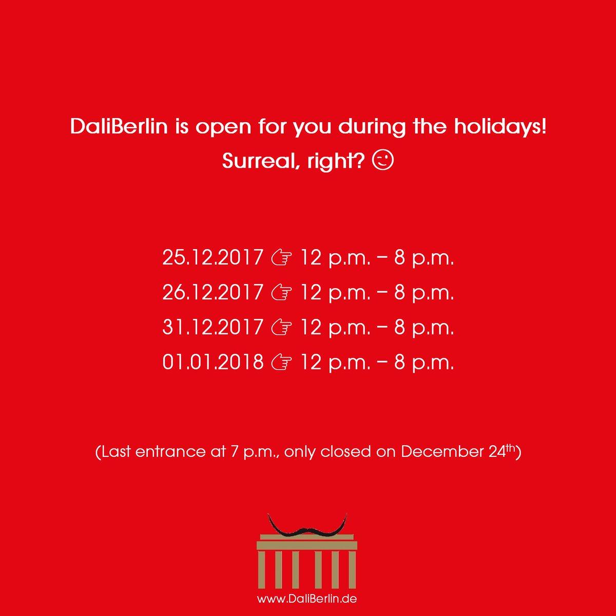 Dalí Berlin on Twitter: \