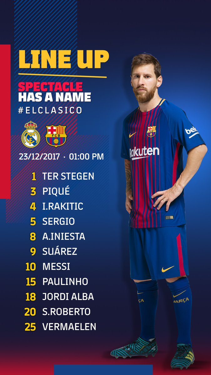 Real Madrid Tv On Twitter Real Madrid Vs Barcelona Here We Go Elclásico Free Live Stream For Pc Mobile Android Ipad Iphone Here Https T Co Ygztqx3otm Https T Co Tt0tx0hqxi