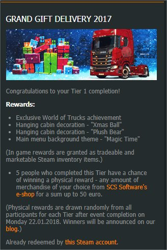 SCS Software on Twitter: