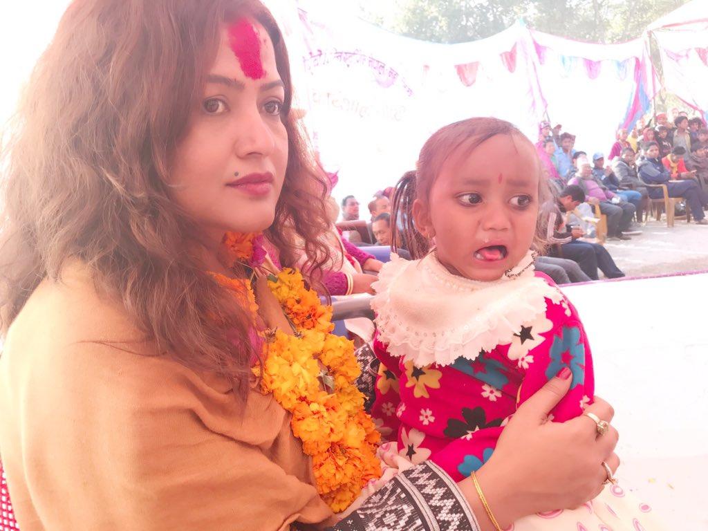 बालबिबाह अन्तय गरौ..आउनु होस् यो लामो र पवित्र यात्रा को हिस्सा बन्नुहोस् 'छोरीको निम्ती स्वर्णिम नेपाल' महाअभियान !