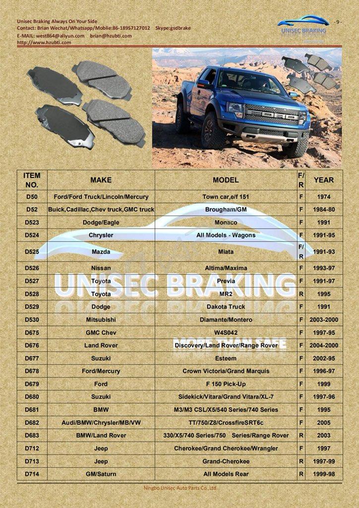 Ningbo Unisec Auto Launch 2018 New Catalog -3 visit us on hzubti.com or WhatsApp +8618957127012