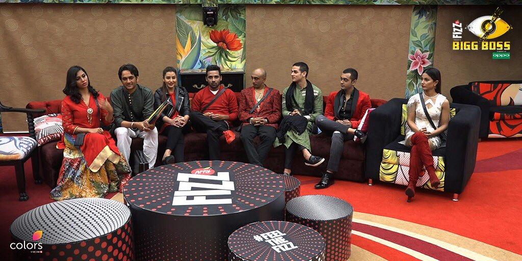 बिग बॉस 11 रिव्यू : जनता के वोट्स से विकास गुप्ता बने सेमी फिनाले में जाने वाले पहले सदस्य !