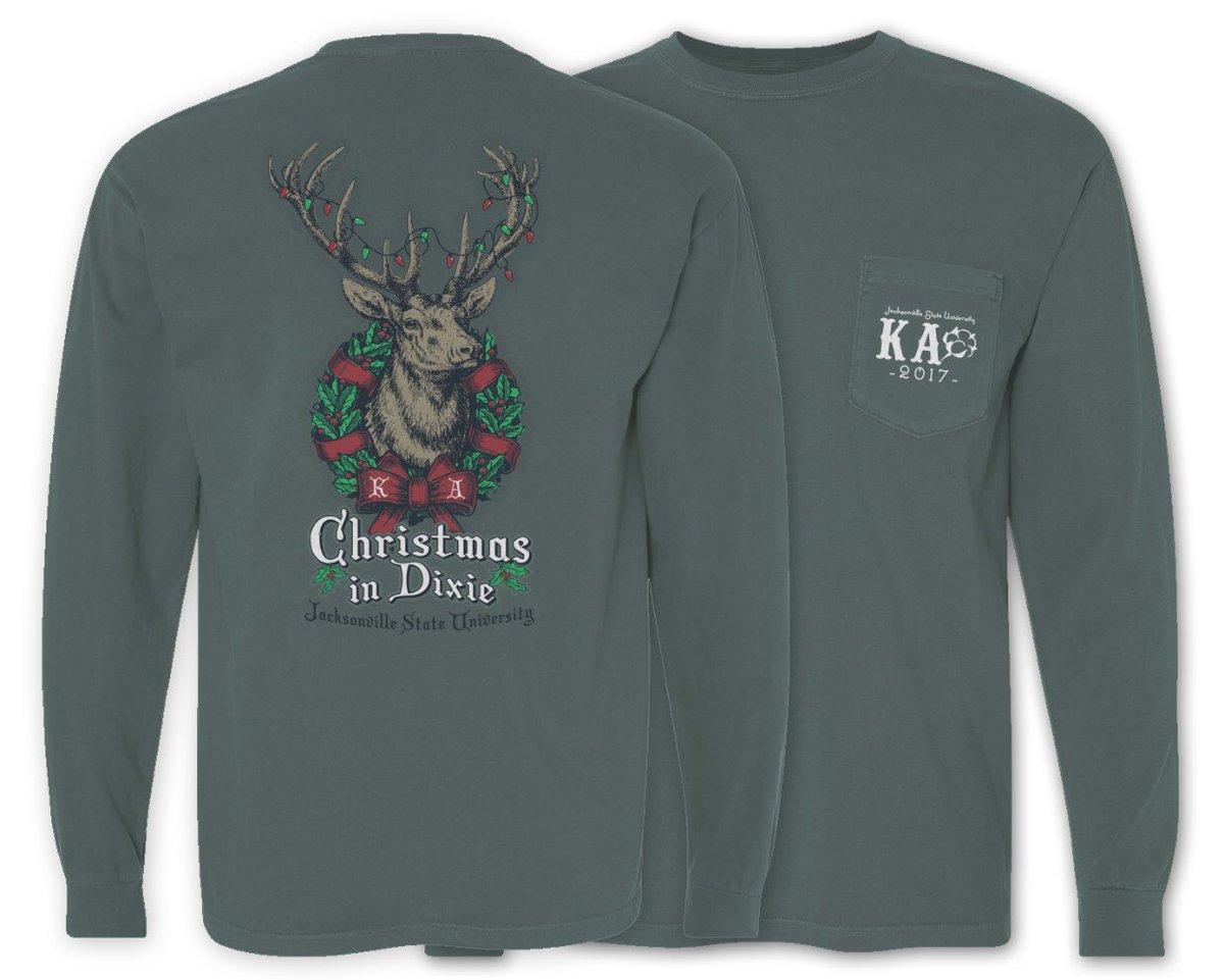Christmas In Dixie Shirt.Ka At Jsu On Twitter Our Ka Christmas In Dixie T Shirts