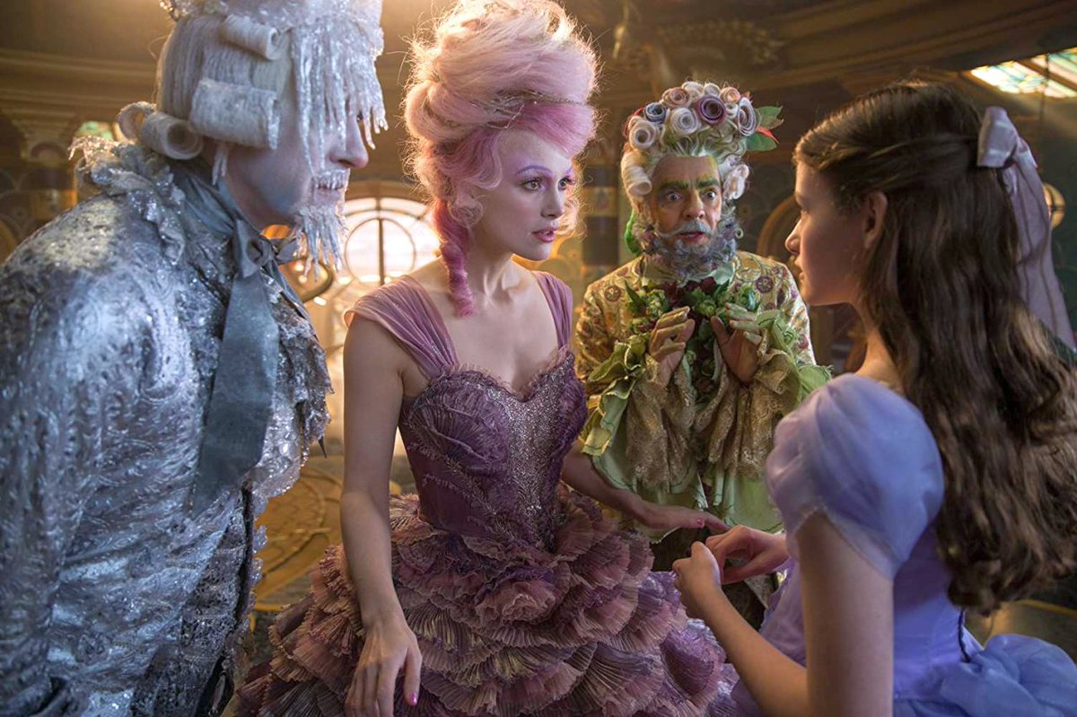 The Nutcracker and the Four Realms Teaser