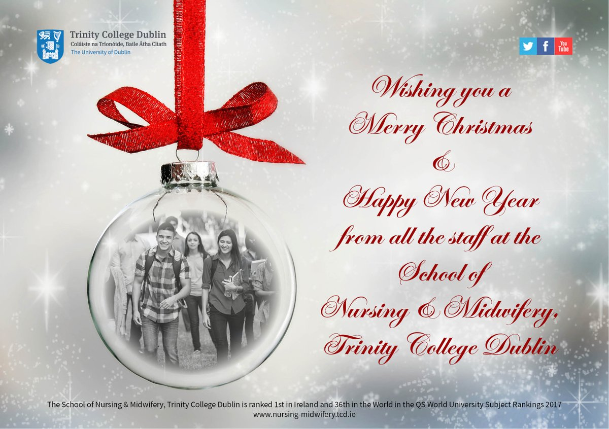 TCD_nursingmidwifery on Twitter: \