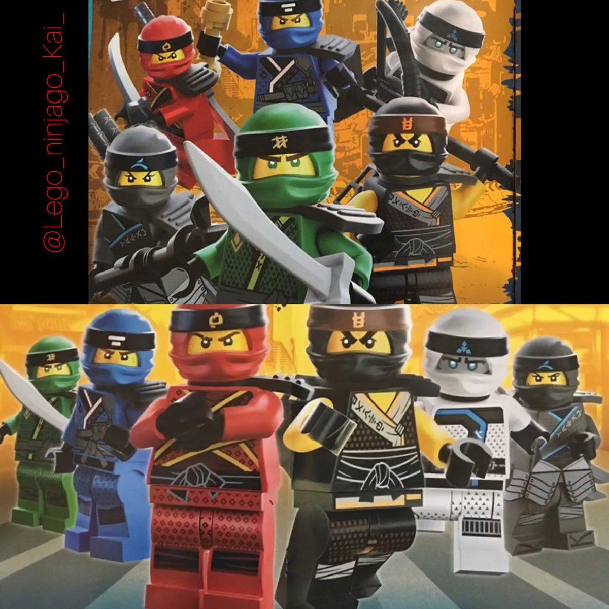 Lego ninjago kai on twitter hd sog posters lego legoninjago kai jay zane cole nya - Ninjago lloyd and kai ...