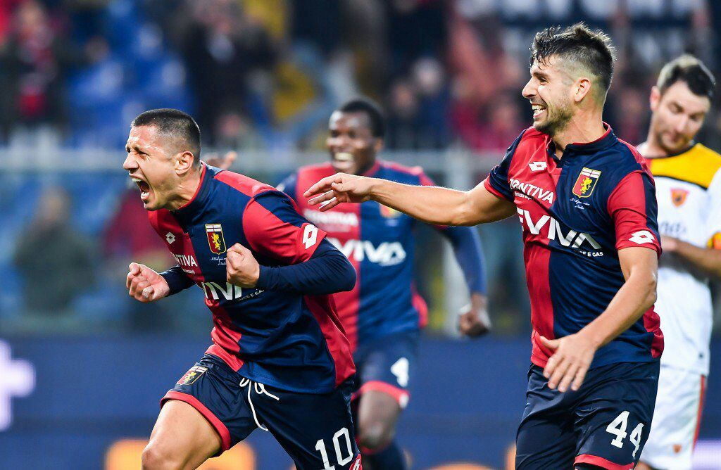 Video: Genoa vs Benevento