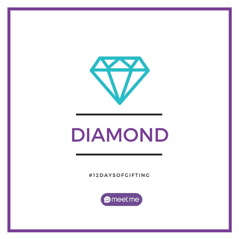 Me app diamonds meet Meet Me