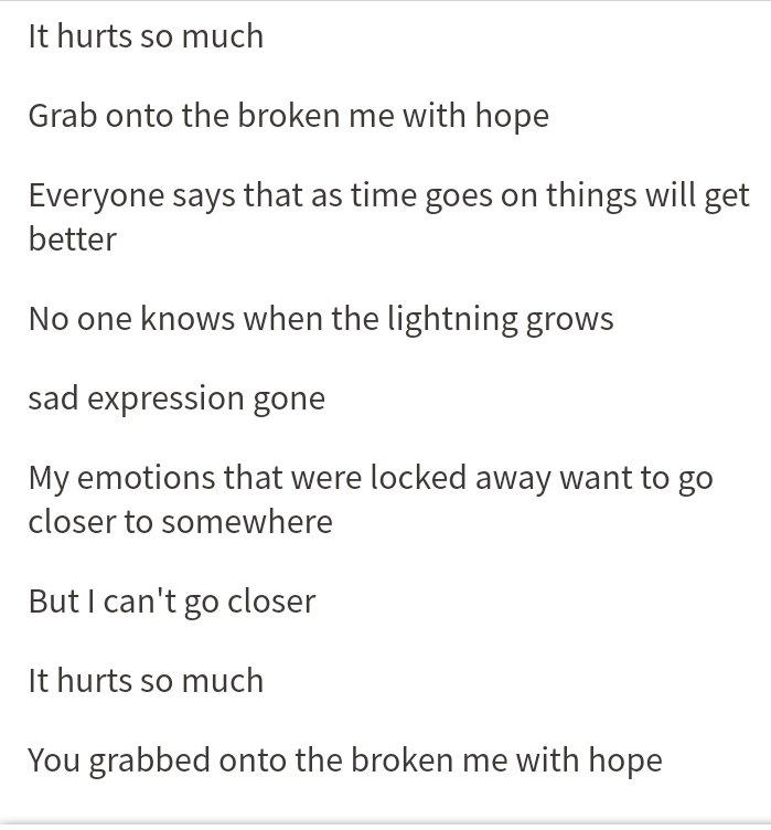 Lyric if you go away lyrics : 땡규~ on Twitter: