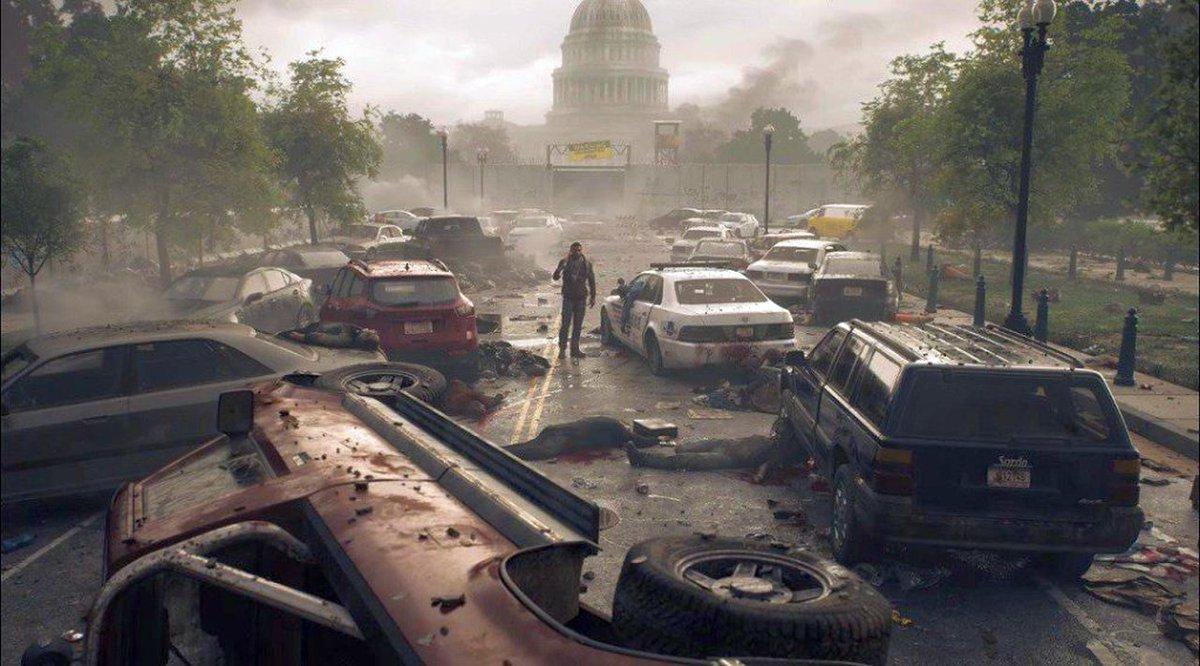 Overkill's The Walking Dead Cinematic Trailer