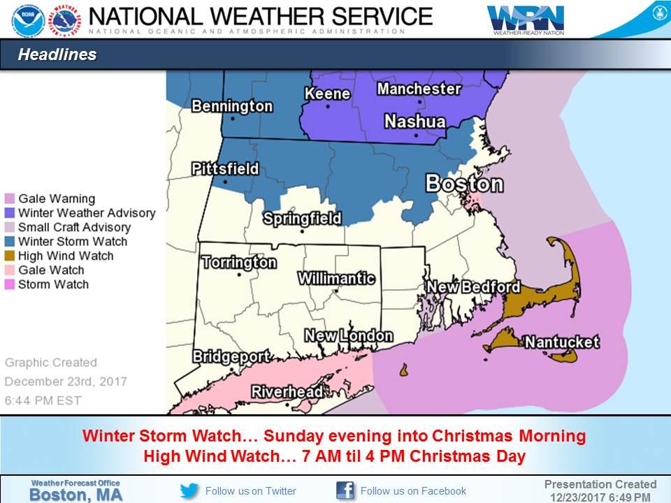 White Christmas Forecast.Nws Boston On Twitter Xmas Forecast A White Christmas
