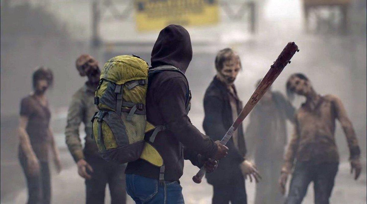 Overkill's The Walking Dead Trailer