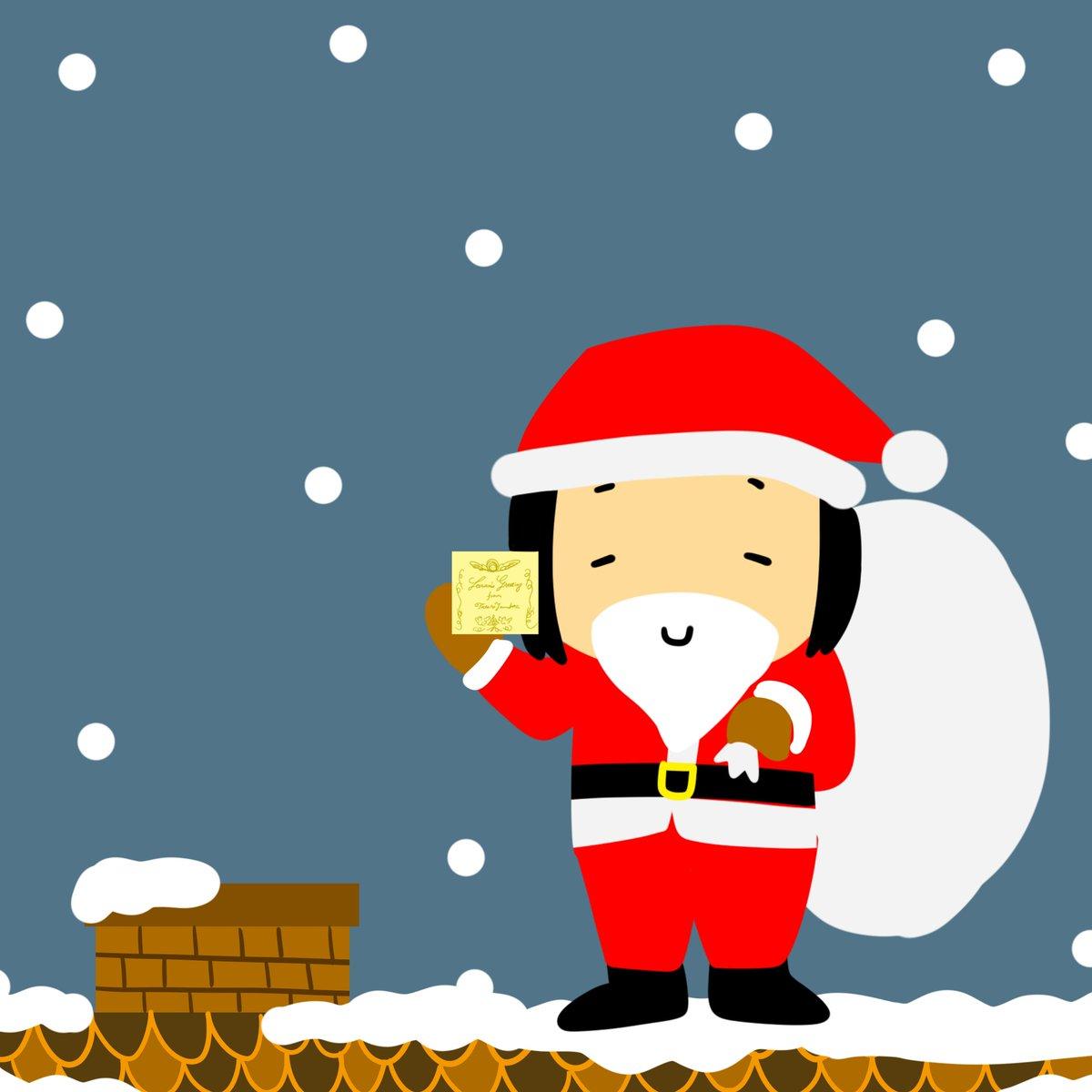こつぶ Twitter પર 今日のサンソンはたっつあんからの クリスマス