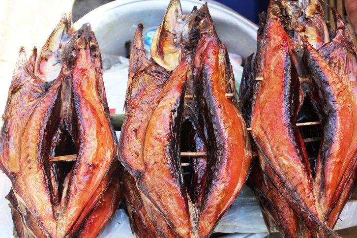 Hasil gambar untuk ikan asap ternate