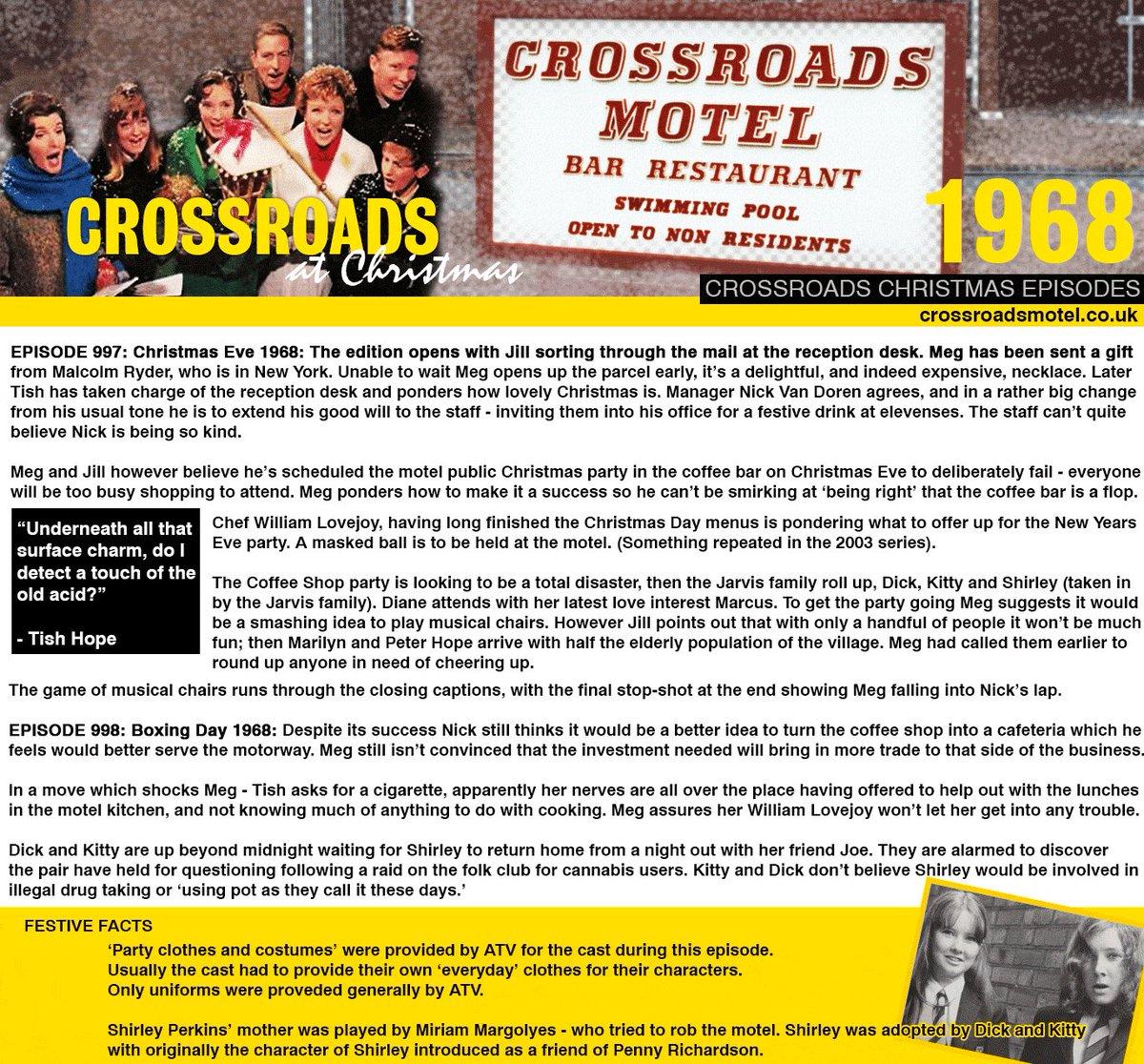 Crossroads Fan Club on Twitter: \