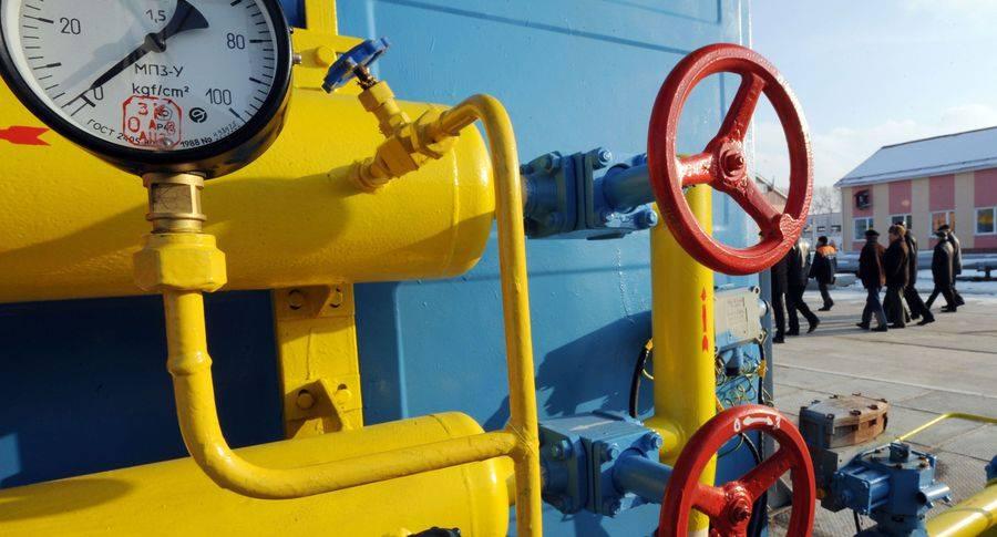 Снова в который раз при подходе зимы киевский режим закупает газ за кредиты