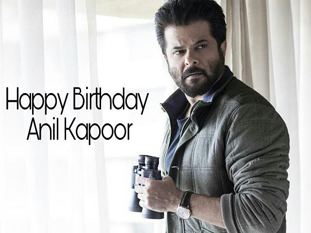 Here\s wishing the handsome Anil kapoor, a very Happy Birthday!