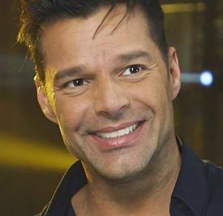 Congratulations! HAPPY! 46th! BIRTHDAY! Ricky! Martin! Sweeet! Way! Cool!  Aaaaay!