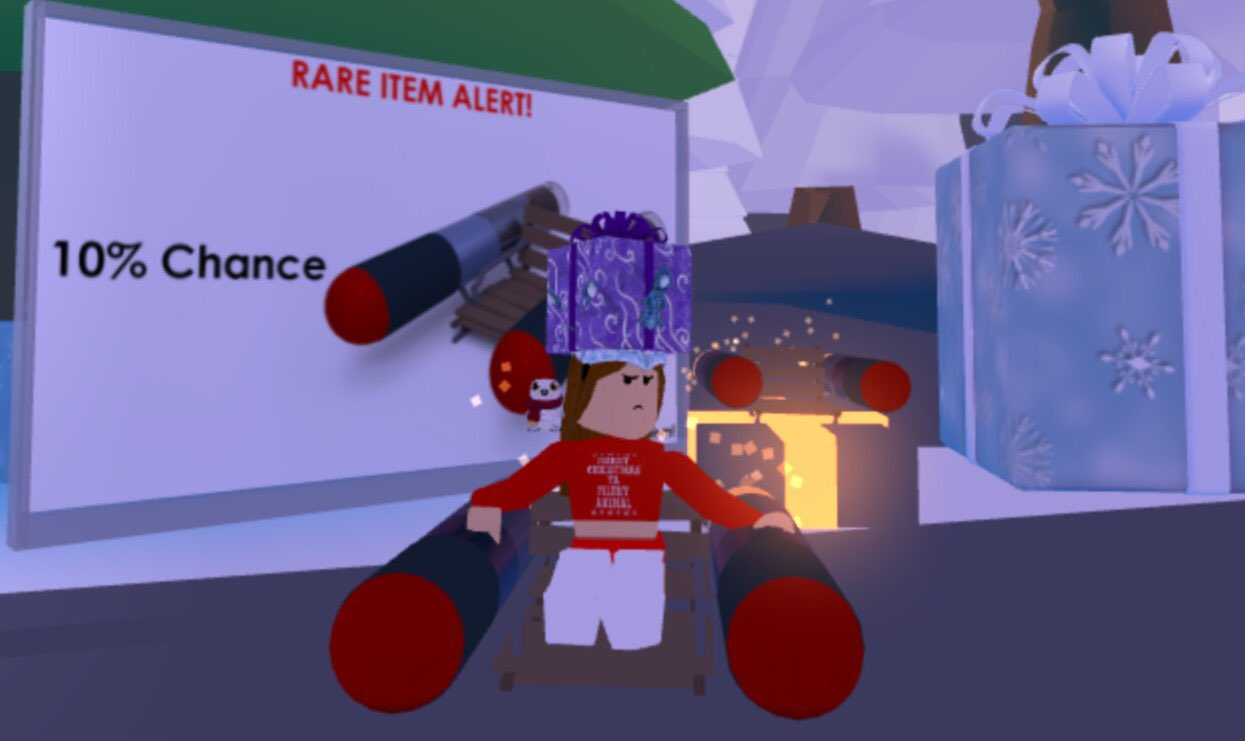Newt Roblox On Twitter Omg Omg I Got The Rare Item Of Adopt Me