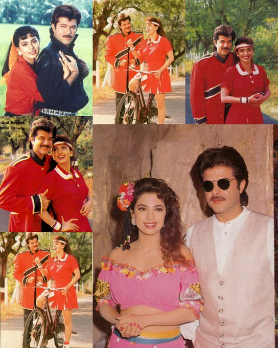 Wishes a very Happy birthday to the Evergreen actor Anil Kapoor ..