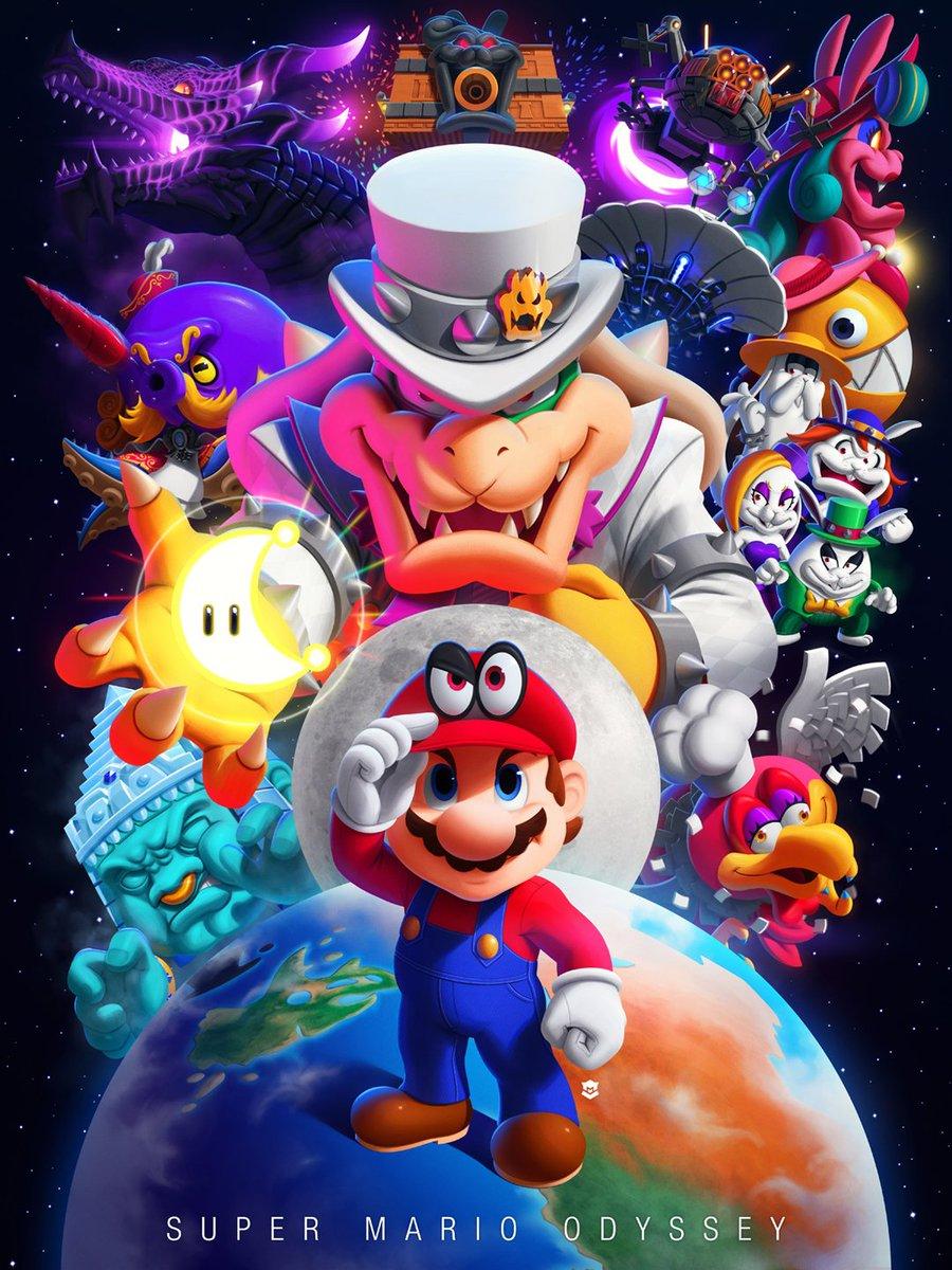 MAR10 Day - Mario Fan Art