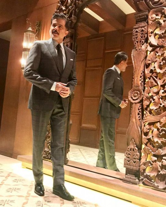 Happy Birthday Anil Kapoor: Photos of the evergreen actor which prove \Men are like wine\