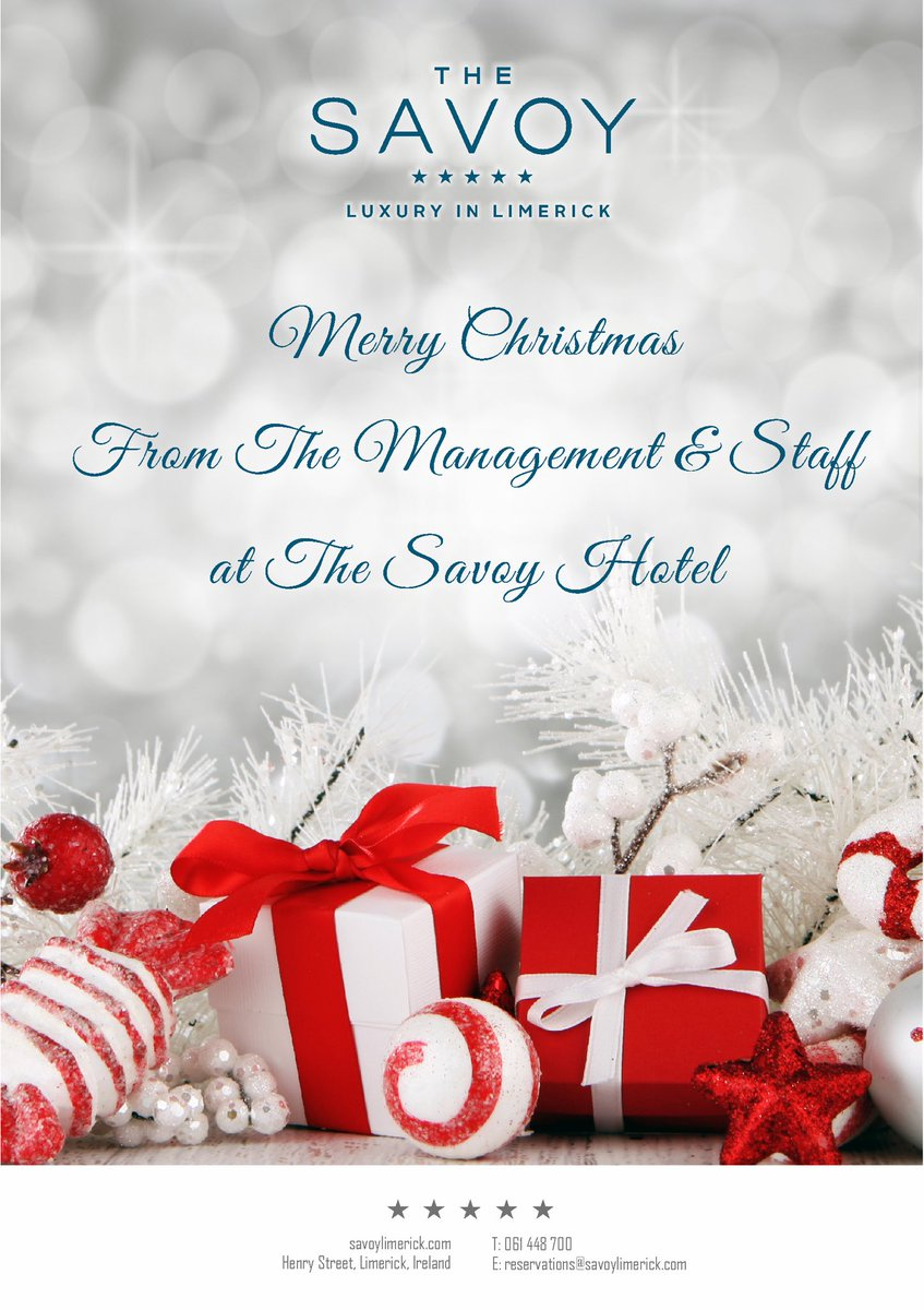 The Savoy Hotel on Twitter: \