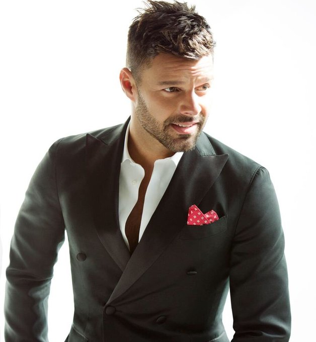 Happy Birthday to Ricky Martin    About:
