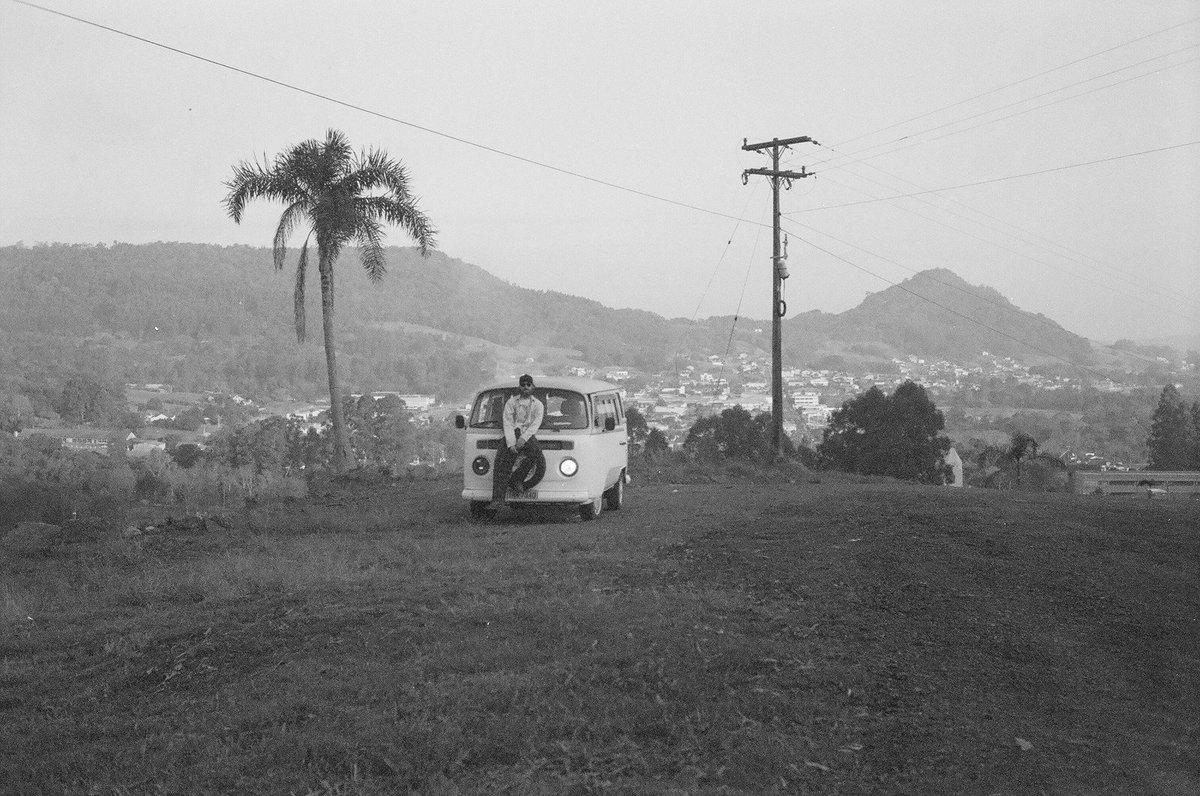Fotógrafo supera depressão e viaja pelo Brasil de Kombi: 'Por que não?' https://t.co/rBZ3C00QQt #G1