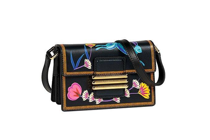 エトロから「レインボーバッグ」の新作 - ペイズリー柄の新デザイン、刺繍ストラップ付 -
