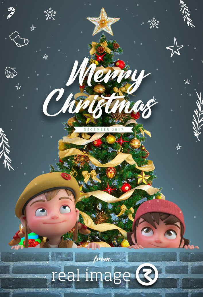 Real Image On Twitter Merry Christmas From Real Image Tv
